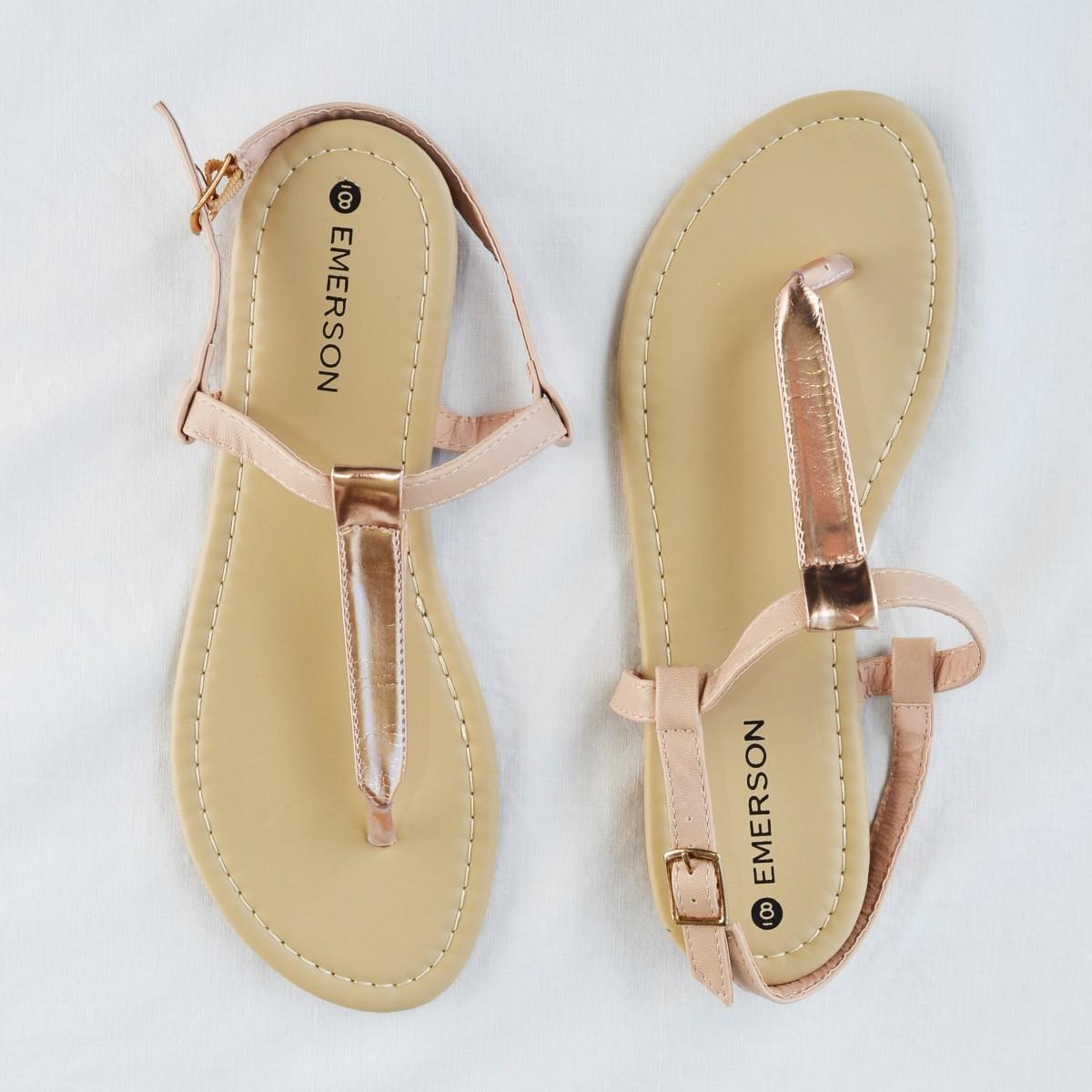 Women's sandals big w -  Big W Hana Toepost Sandal